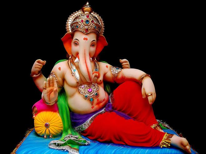 Download Images Of Ganpati Bappa: Falgun Sankashti Ganesh Chaturthi