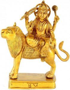 Budha_brass_statue